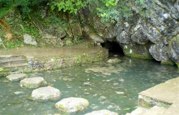 Parque y Nacimiento de La Fuentona