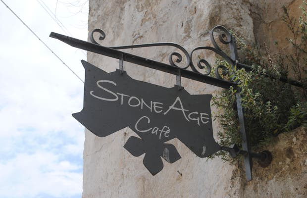 Stone Age Bar