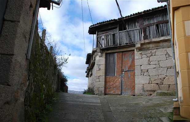 Rúa do Cárcere