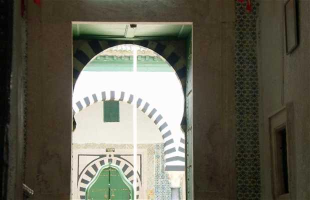 Three madrasahs