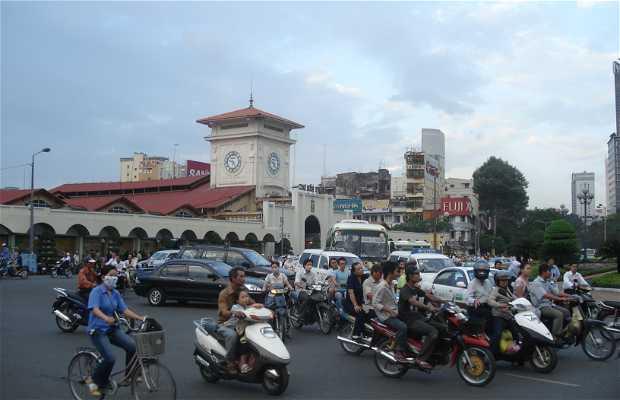 Le Marché de Binh Tay