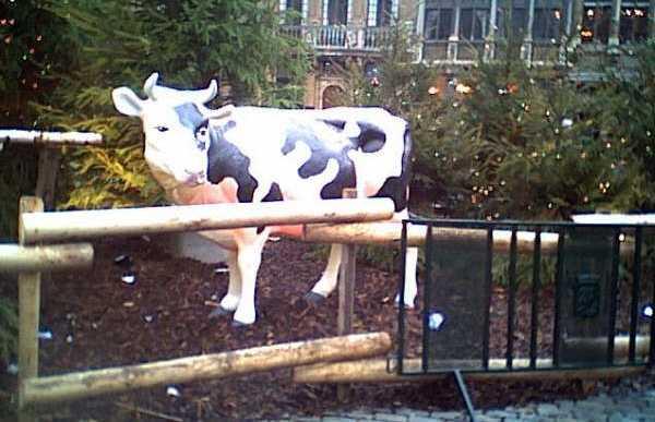 Sfilata delle Mucche a Lussemburgo