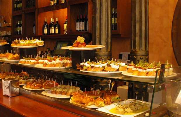 Sagardi Euskal Taberna Restaurant
