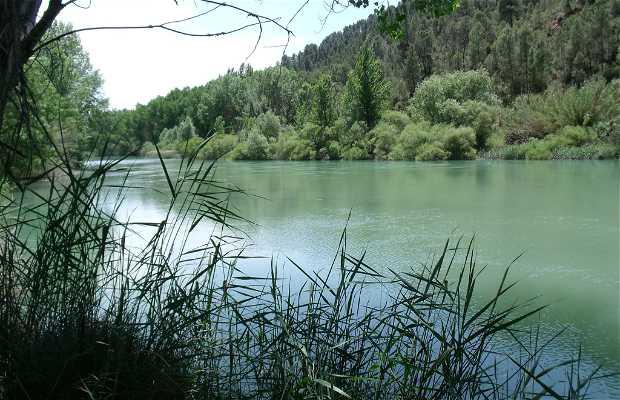 Cabriel River route