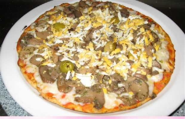 Restaurante Pizzeria piczas