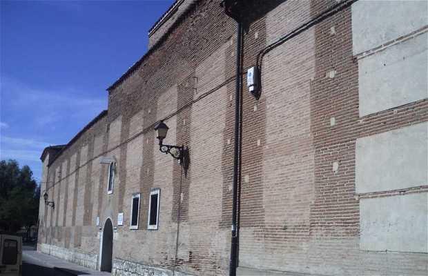 Le couvent des Carmélites Déchaussées