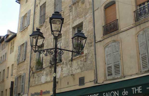 Bar du Change a Avignone