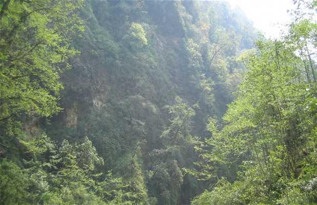 Aguas termales en Annapurna