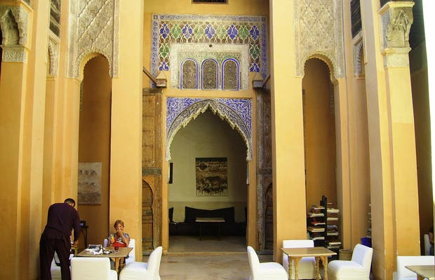 Dar Cherifa Literary Café