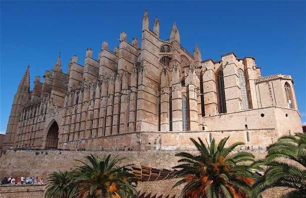 Catedral de Palma de Maiorca (Le Seu)