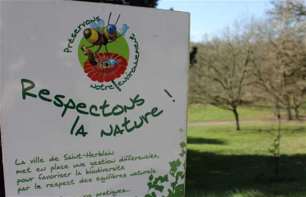 Parc de la Chézine
