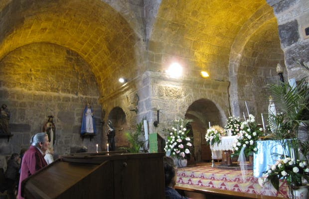 San Antioco Church