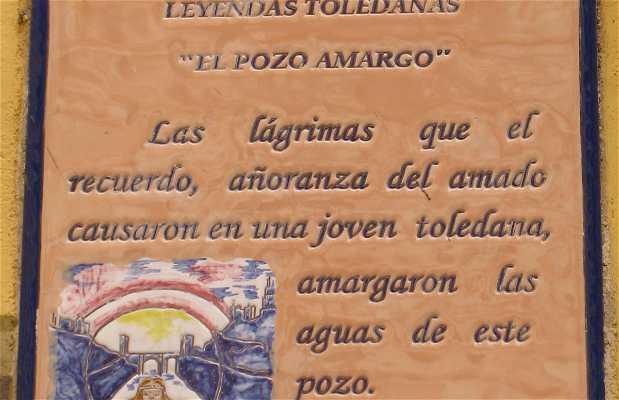 """La Leyenda del Pozo Amargo"""