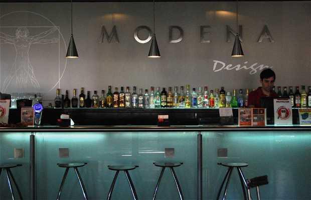 Restaurante y Cafetería Modena Design