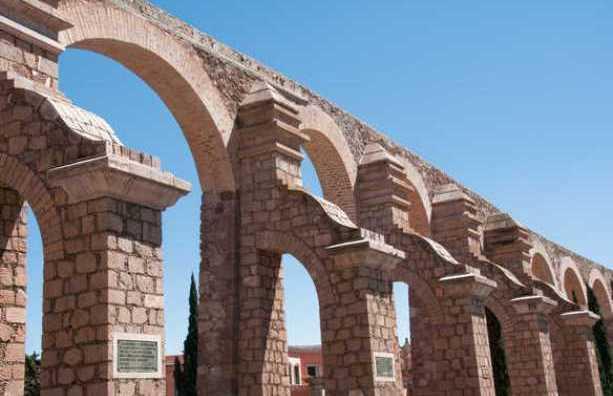 Aqueduct The Cube