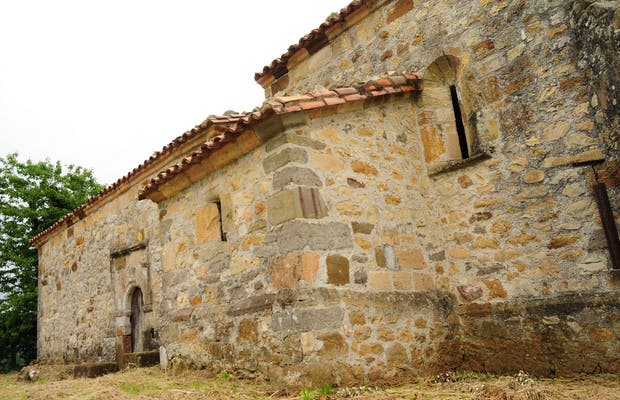 Iglesia de San Martín de Scoto