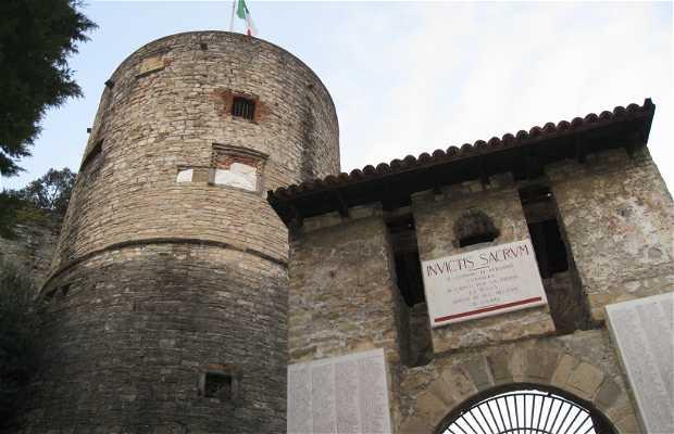 Forte Rocca di Bergamo