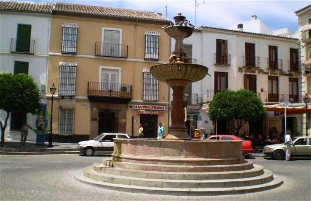 Plaza de San Sebastián