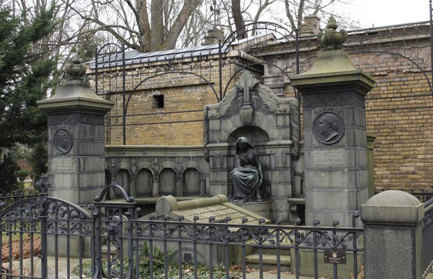 Friedhof II der Sophiengemeinde