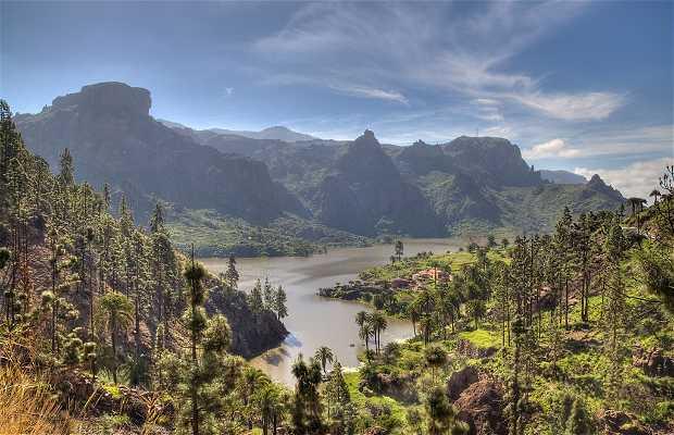 Dam of Soria