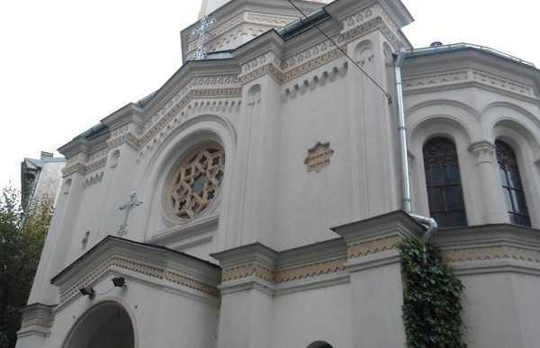 Iglesia San Nicolas – Selliers