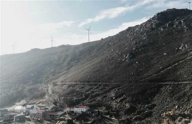 Parque Eólico do Monte Treito
