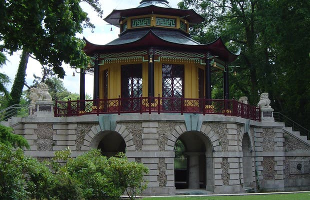 The chineese house