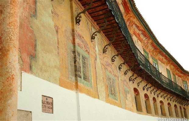 Palacio de Penaflor