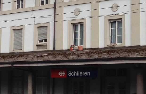 Estacion Schlieren