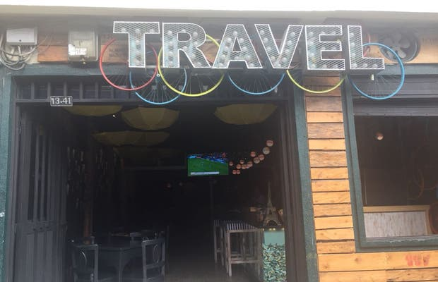 Travel Caffe Bar