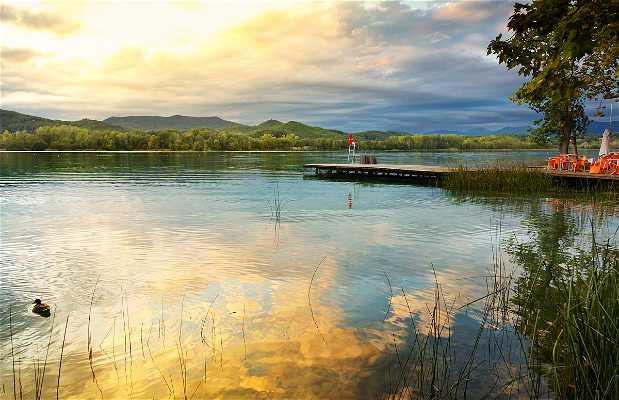 Estany de Banyoles - Lago de Bañolas