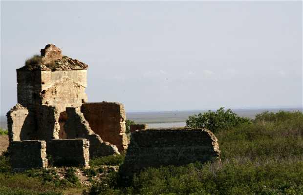Ruina del Molino de las Haciendas