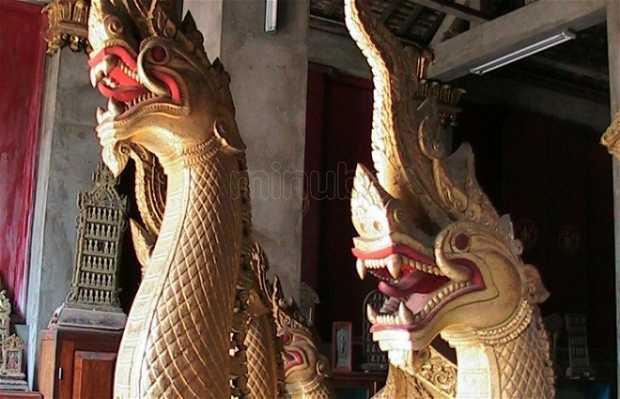 Centro historico de Luang Prabang