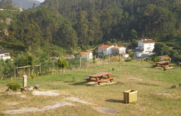 Area Recreativa de Lanhelas