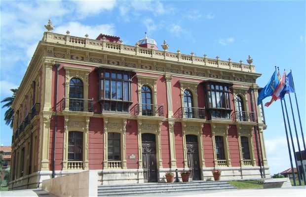 Carreño Town Hall