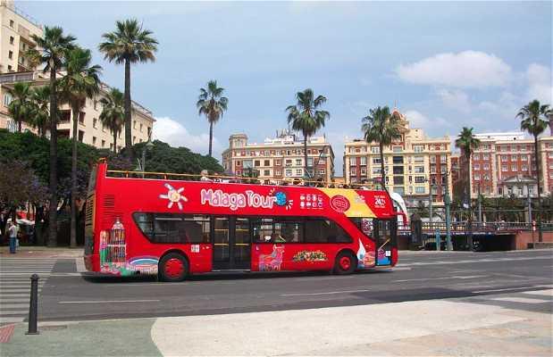 Autobus Málaga Tour