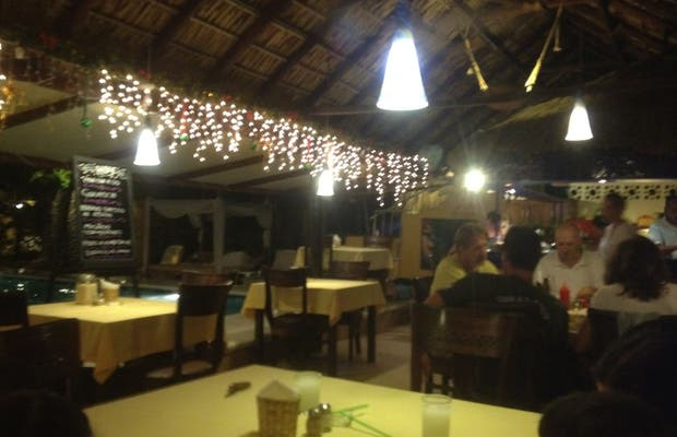 Restaurant Beach Hotel Ines