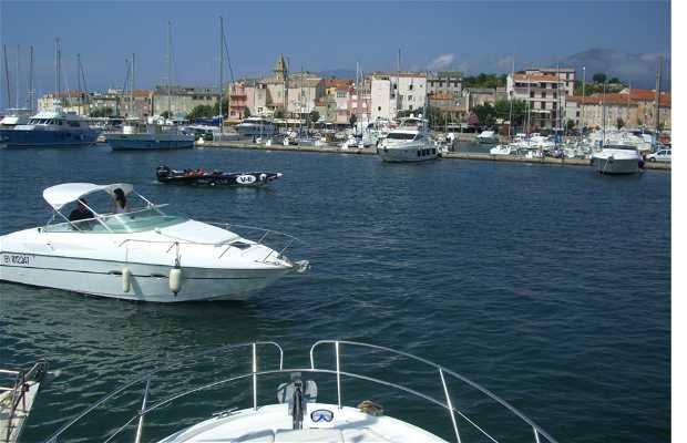 Puerto de Saint Florent