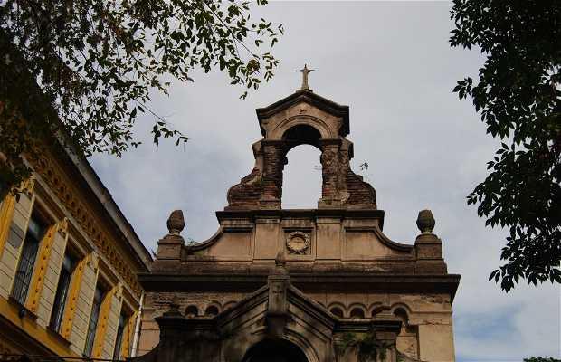 Iglesia de Santa Felicitas (barrio de Barracas)