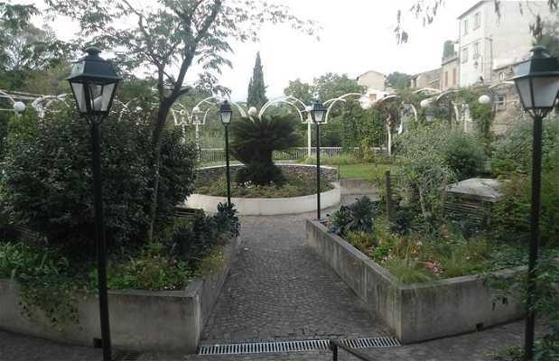 Le parc Xavier Blanc
