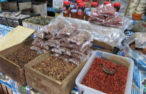 Mercado de Chiapa de Corzo