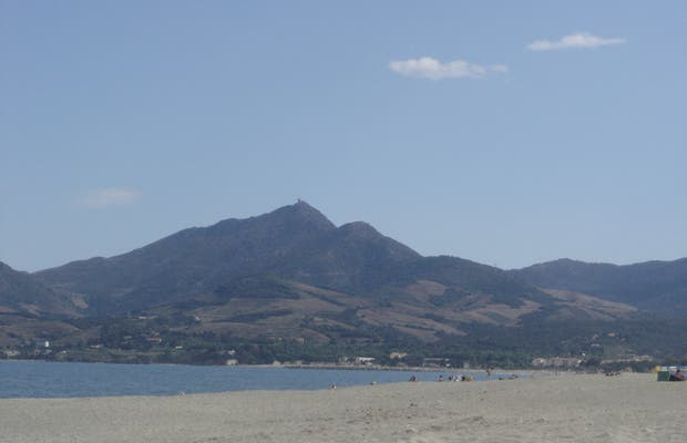 Playa de Argelès
