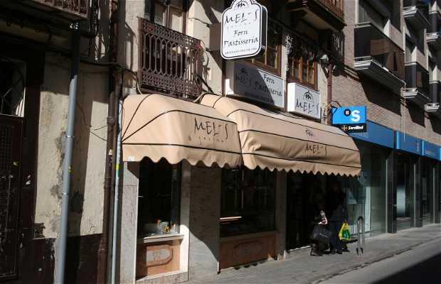 Pasteleria Mel's