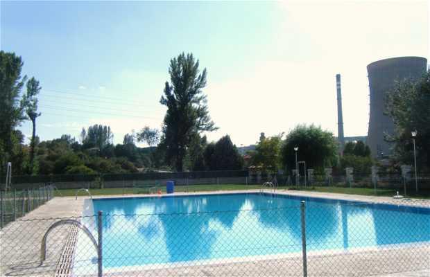 Polideportivo y Piscina municipal