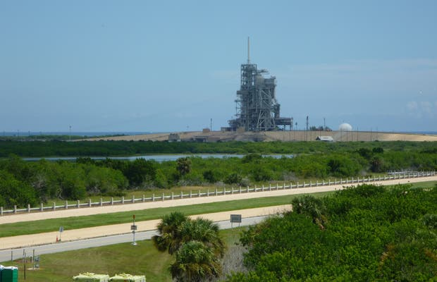 LC39 Observation Gantry