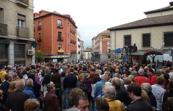 Processions du jeudi saint à Madrid: 1 expériences et 4 photos