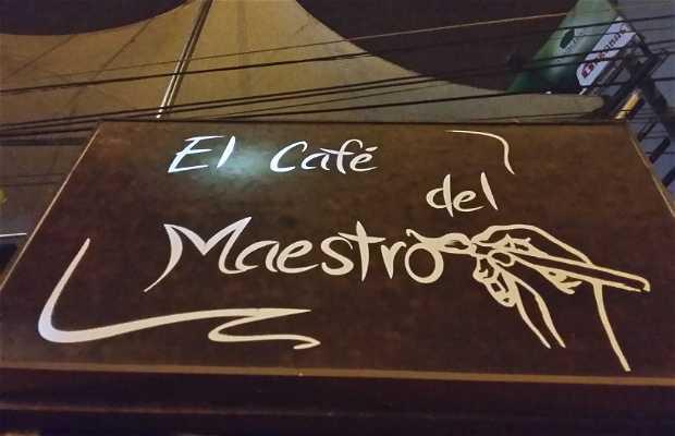 El Café del Maestro