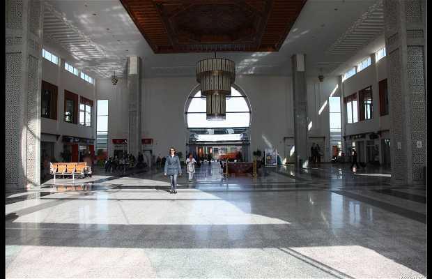 Estación De Tren De Fez - Gare De Fes