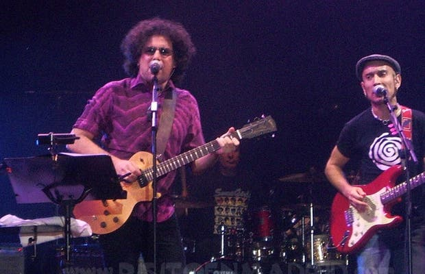 Andres Calamaro and Fito&Fitipaldis Concert