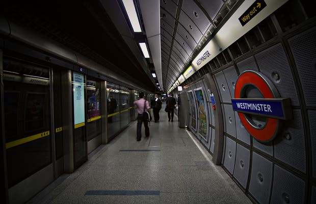 Westminster Tube Station